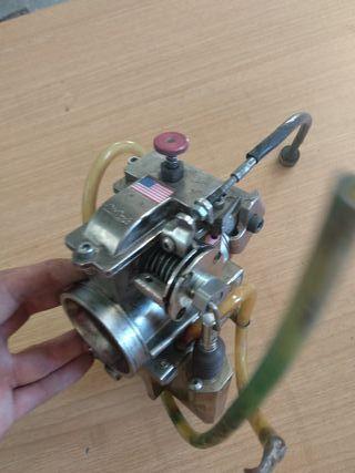 Carburador Edelbrock 42 LTZ 400