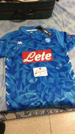 Camiseta oficial SSC Napoli