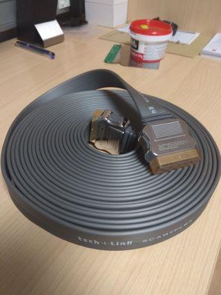 cable euroconector 10mts