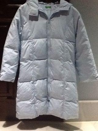 Abrigo Anorak Nieve. Talla +10 Años