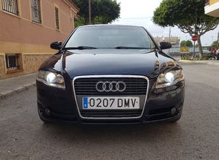 Audi A4 2.0 TDI 140cv Automático