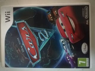Juego WII Cars