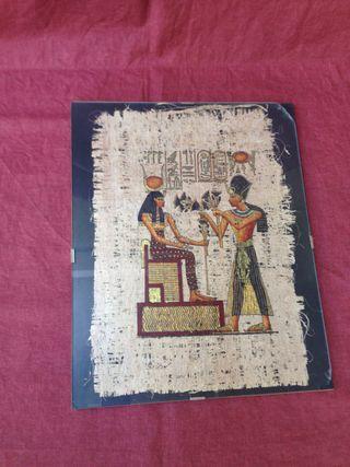 Papiro egipcio '80