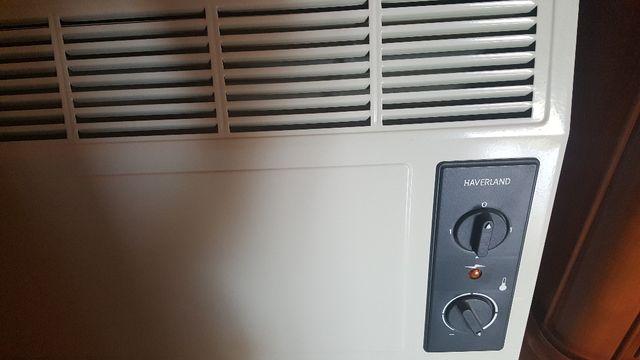 Radiador eléctrico de pared