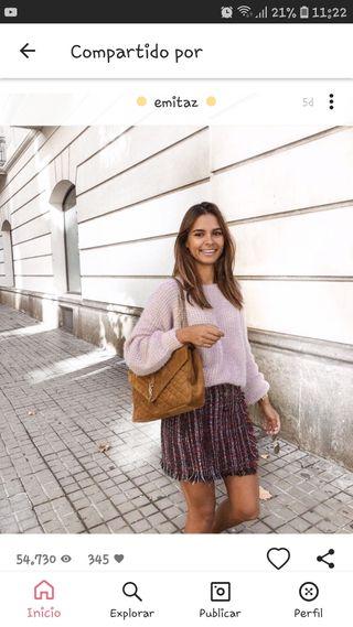 Falda/ Falda pantalón