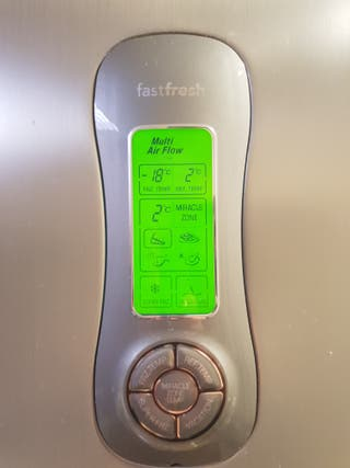 LG total no frost multi air flow inox