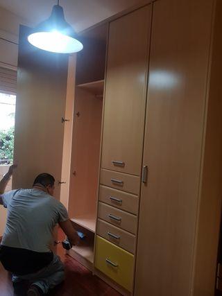 Montador de muebles profesional económico