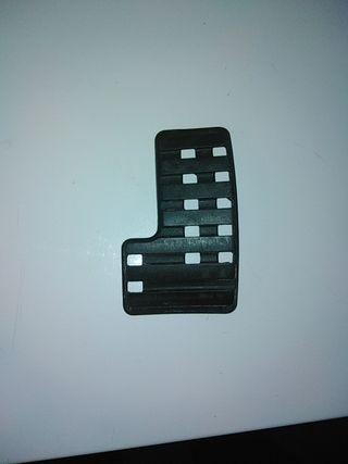 cubre pedal
