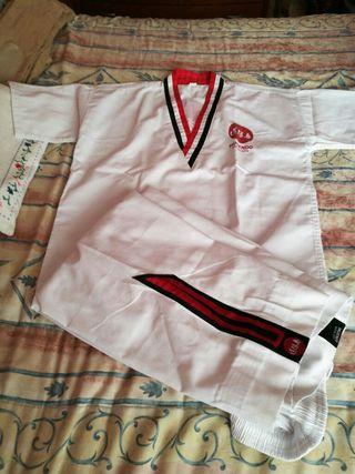 Kimono blanco Mugendo