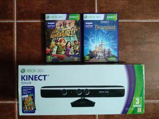 Xbox 360 Kinect De Segunda Mano En La Provincia De Lleida En Wallapop