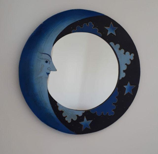Resultado de imagen para espejo y luna