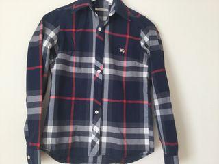 Brit Camisa Segunda Por 20 Burberry De Mano m0wN8n