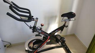 bicicleta de spinning BH sb 2.6