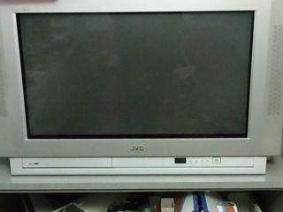 televisión JVC 29 pulgadas