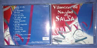 CD VILLANCICOS DE NAVIDAD EN SALSA