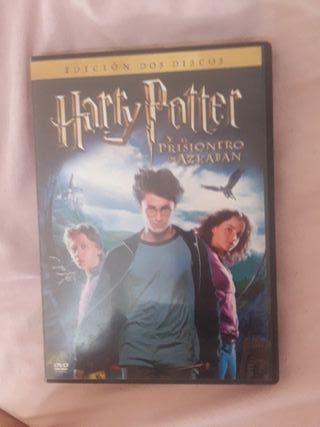 peli harry potter y el prisionero de Azkabán