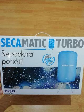Secadora secamatic turbo