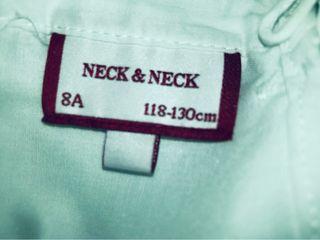 Vestidos neck & neck 8 años