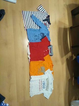 camisetas 4 años niño