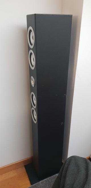 Altavoz Bluetooth con mando a distancia
