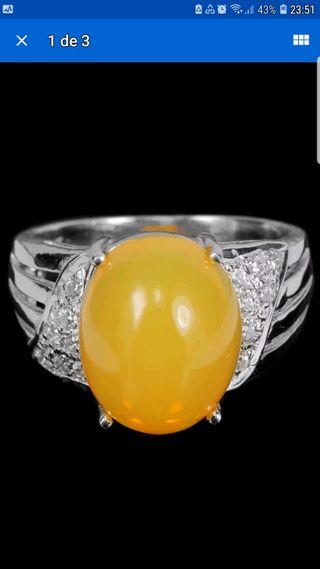 Precioso anillo plata 925