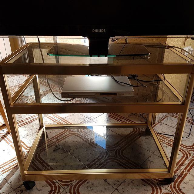 Mesas auxiliares comedor de segunda mano por 200 € en Alzira en WALLAPOP