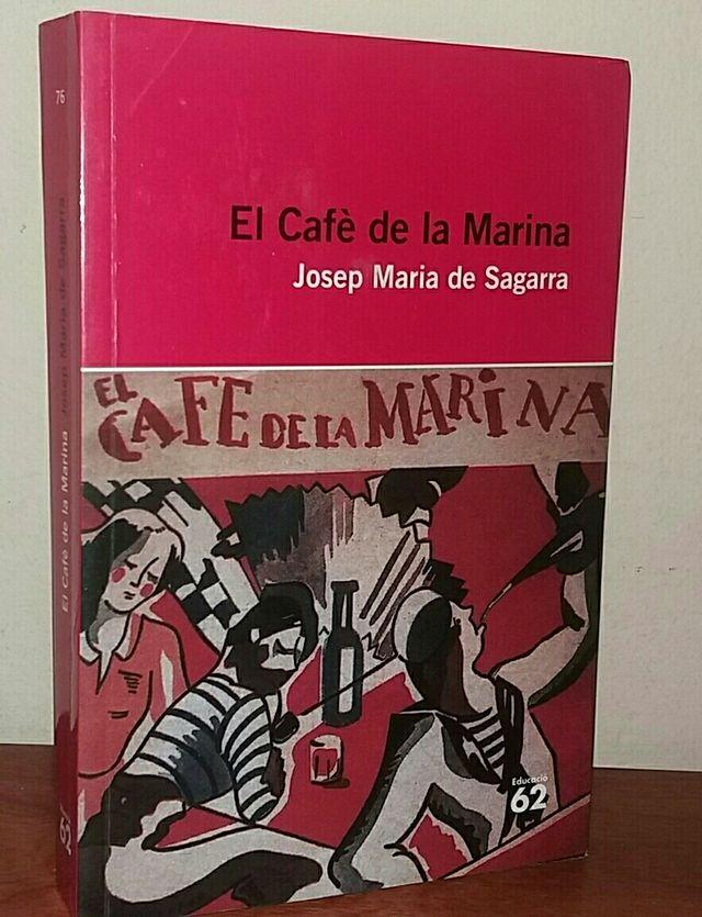 LIBRO EL CAFE DE LA MARINA