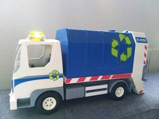 camion basura Playmobil