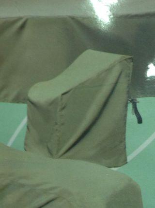 Funda proteccion para silla
