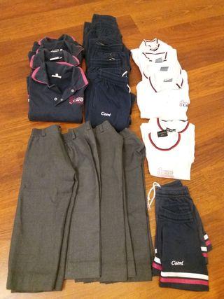 Uniformes y ropa Casvi Boadilla