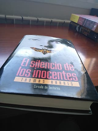 El silencio de los inocentes: Thomas Harris