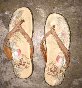 Zapatillas verano talla 41 panama Jack