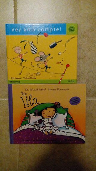 Libros/cuento niños/padres