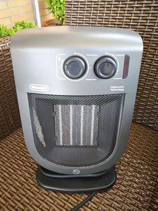 Calefactor Delonghi portatil