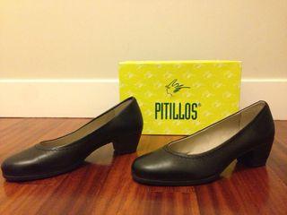 Zapatos Pitillos n.40 - puestos 1 vez