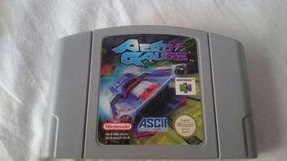Aeros Gauge ( Nintendo 64)