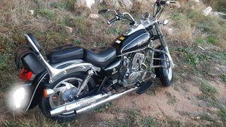 moto aiyumo paraíso 125 año 2010