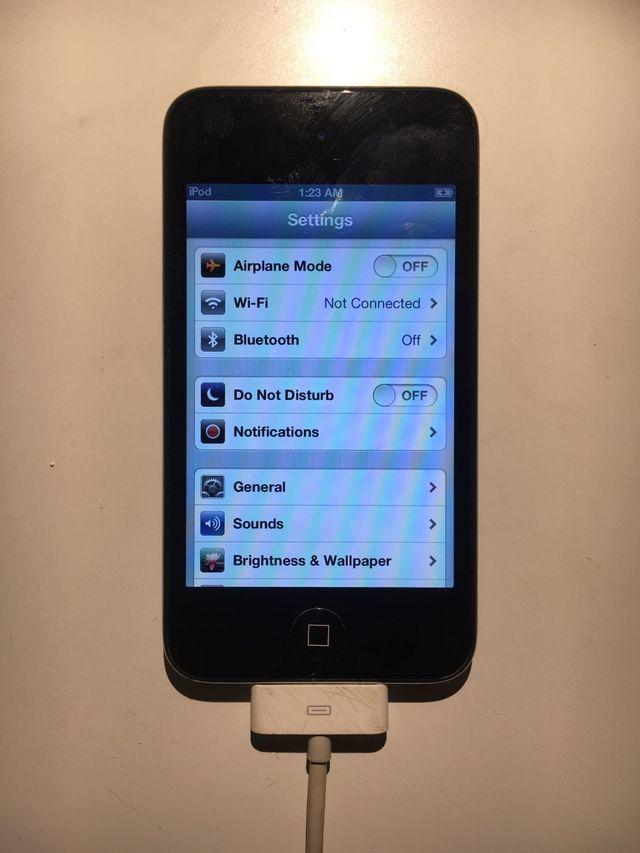 Ipod Touch (cuarta generación) 8GB de segunda mano por 34 ...