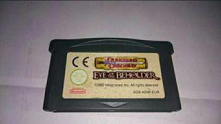 Juego Game Boy Advance ( ENVIO INCLUIDO)
