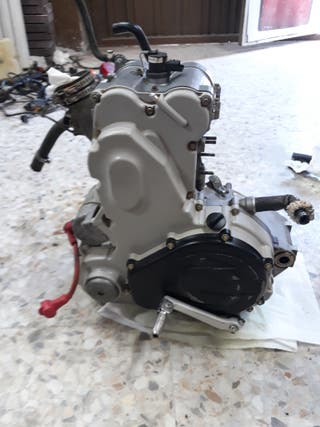 vendo motor de quad Cannondale 440 injeccion.