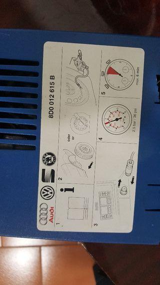 compresor de aire para coches, motos, etc.