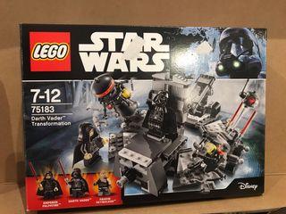 Lego 75080-75183