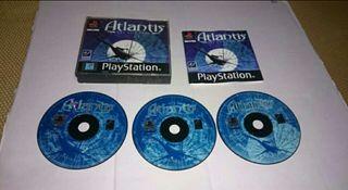 Atlantis the Lost Tales Ps1 ( ENVIO INCLUIDO)