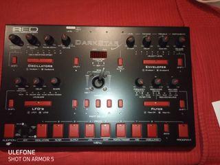 Red sound Dark Star