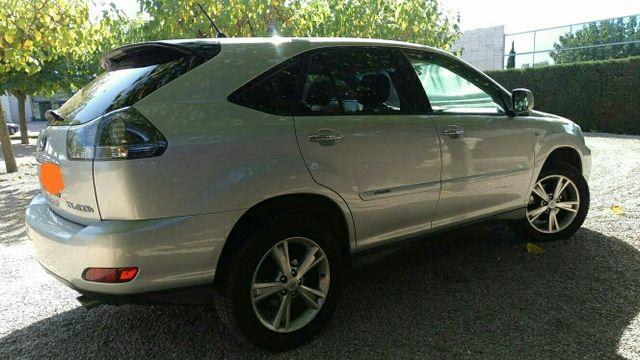 Lexus RX 2008