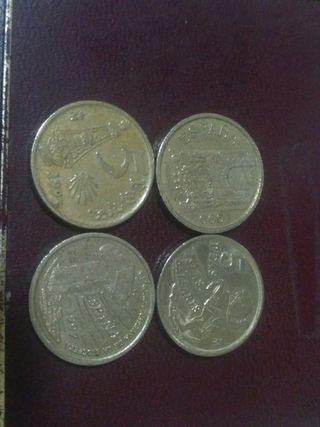 Monedas 5 ptas