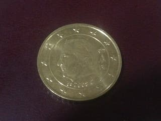 moneda 50 céntimos € Bélgica s/c