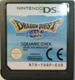 Juego DS - Dragon Quest Centinelas del Firmamento
