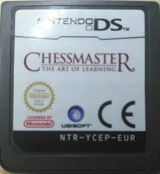 Juego DS - Chessmaster