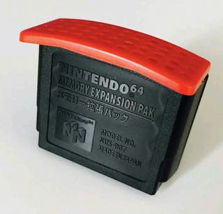 Memory Expansion PAK N64 (ENVIO INCLUIDO)